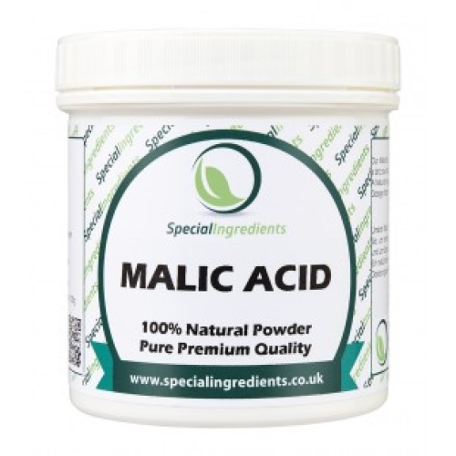Special Ingredients Malic Acid 100g
