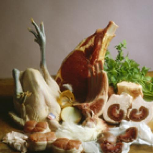 Mutton 'Ham'