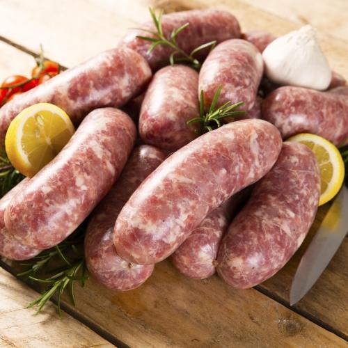 Lincolnshire Sausage