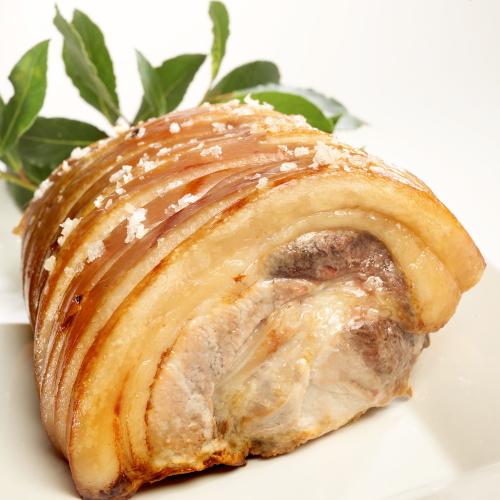 Organic Pork Leg