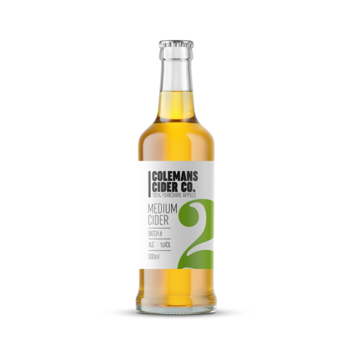 Colemans Medium Cider