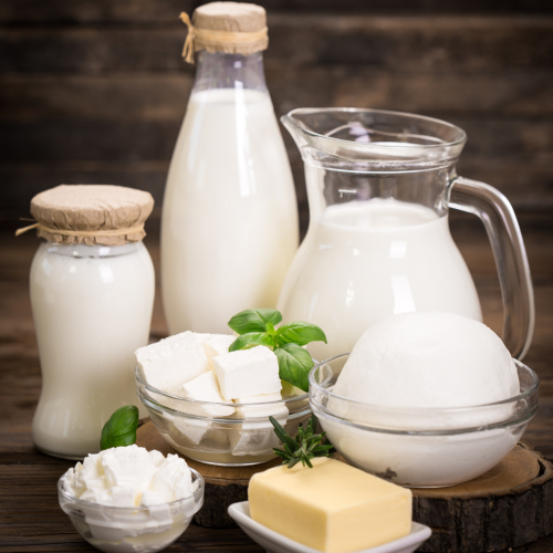 Un-homogenized A2 cows milk (not certified)