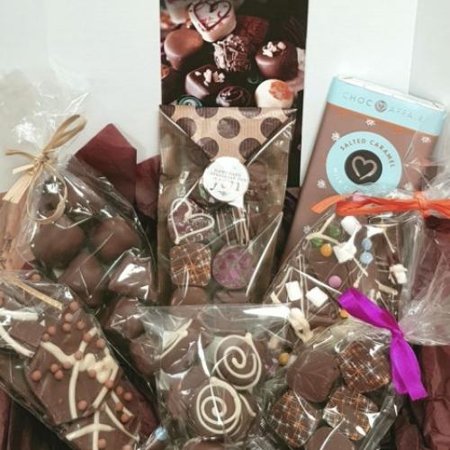 Milk Chocolate Selection Box