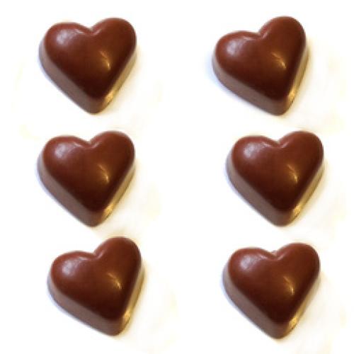 MILK CHOCOLATE PRALINES [6 BOX]
