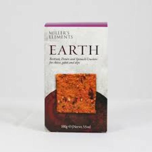 Miller's - Earth Crackers