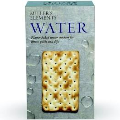 Miller's - Water Crackers
