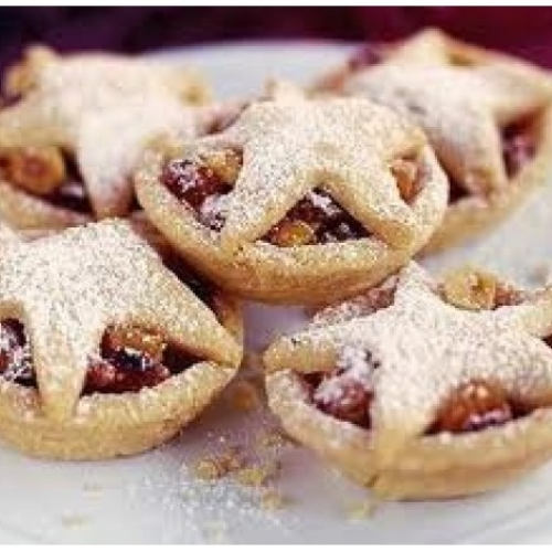 Luxury Mince Pies (Box of 6)