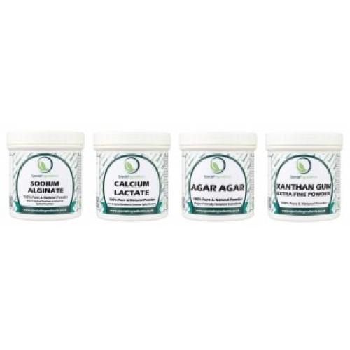 Special Ingredients Molecular Gastronomy Ingredients Pack