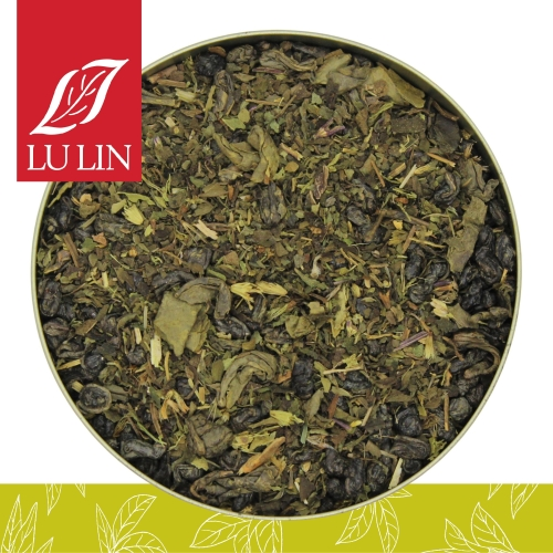 Moroccan Mint - Green Tea - Loose Leaf or Teabags