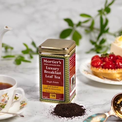 LUXURY BREAKFAST LEAF TEA BOP  - DIRECT FROM ESTATE
