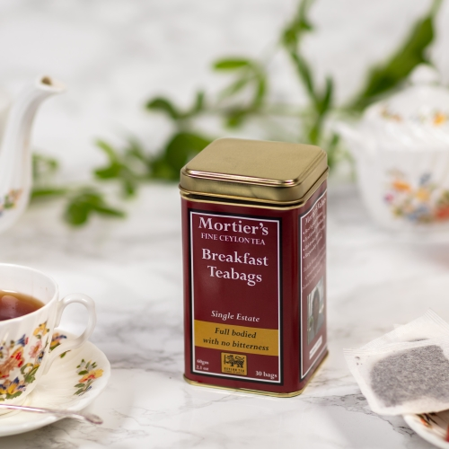 30 CEYLON LUXURY BREAKFAST TEA BAGS - DIRECT FROM ESTATE