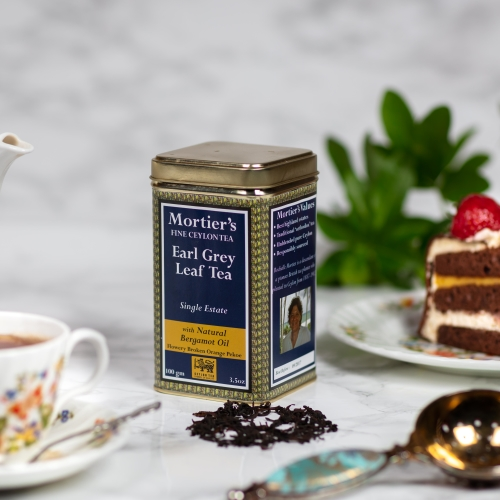 LOOSE LEAF EARL GREY (FBOP)  - PREMIUM CEYLON TEA