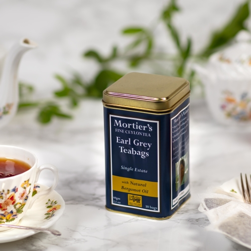 30 TOP QUALITY EARL GREY TEA BAGS - DIRECT FROM ESTATE