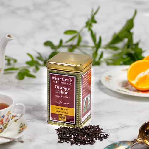 ORANGE PEKOE _ PREMIUM SINGLE ESTATE TEA - DIRECT FROM ESTATE