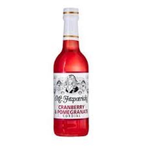Mr Fitzpatrick - Cranberry & Pomegranate Tonic