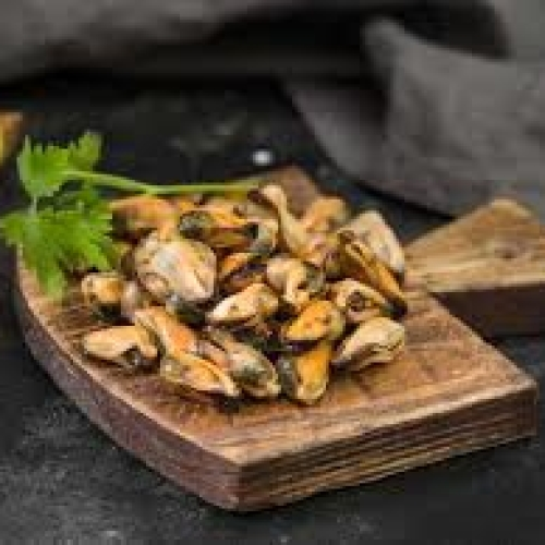 Mussel meat /q