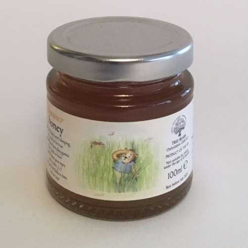 Natural Raw Honey Chestnut Blossom