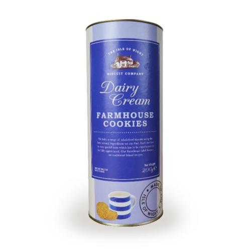 Farmhouse Dairy Cream Cookies Drum