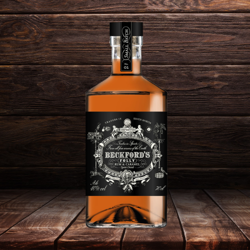 Beckford's Folly - Caramel Rum at 40%