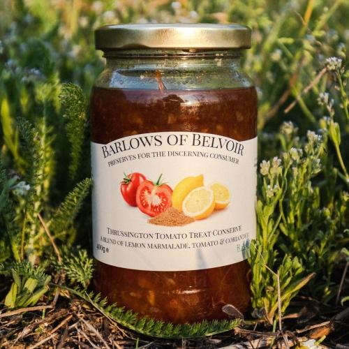 Thrussington Treat, Tomato & Lemon Conserve