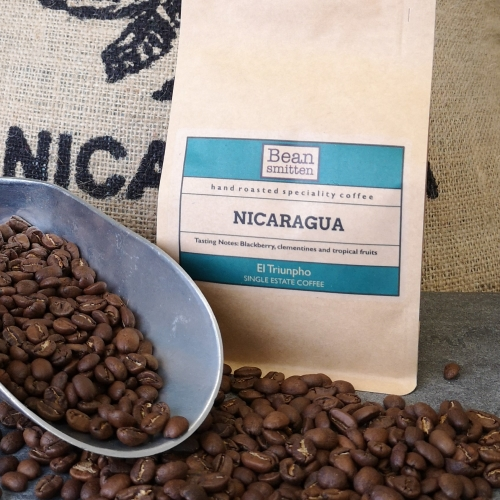 Nicaragua El Triunfo Roasted Coffee Beans
