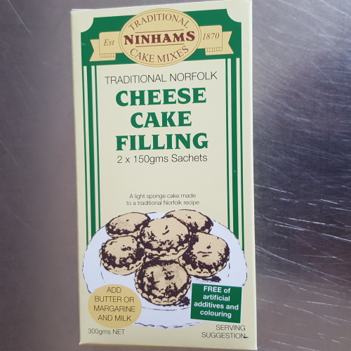 Ninhams Cheesecake mix
