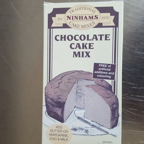 Ninhams Chocolate cake mix