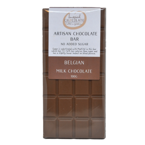 No Added Sugar Milk Chocolate Bar