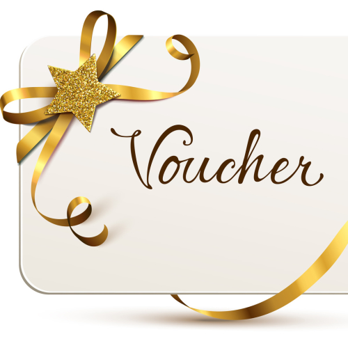 Meal voucher for two £25