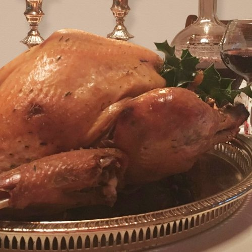 Norfolk Black Turkey 4kg
