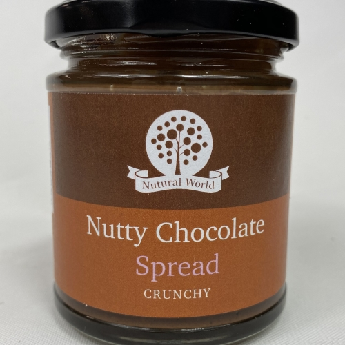 Nutty Chocolate Spread - Crunchy