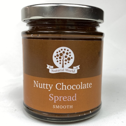 Nutty Chocolate Spread - Smooth