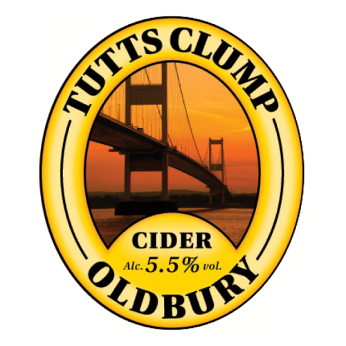 Oldbury Cider 5.5% ABV