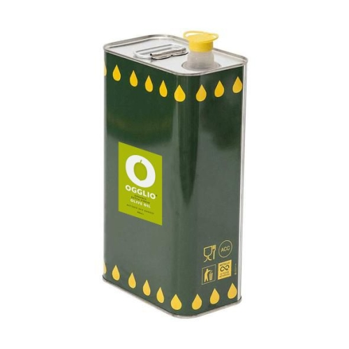 Organic Extra Virgin Olive Oil (3 litres can)