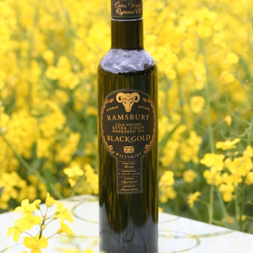 Ramsbury Black Gold oil