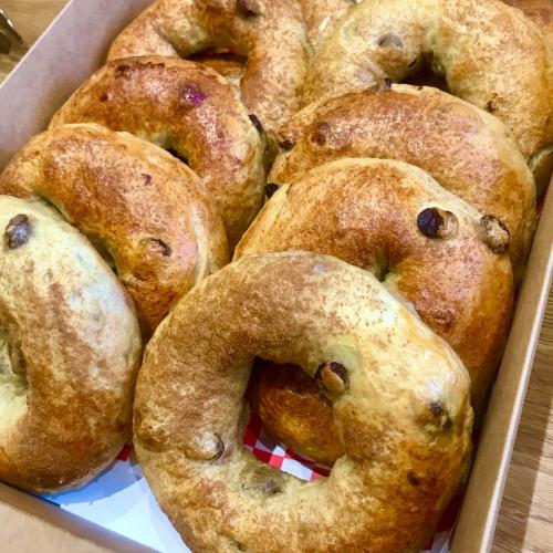 Olive Bagels