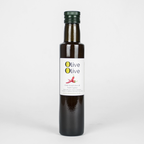 Chilli Fused Olive Oil 250ml