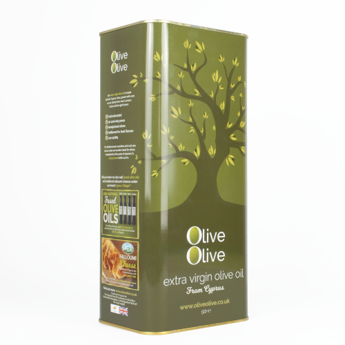 2019-2020 season Extra Virgin Olive Oil 5lt