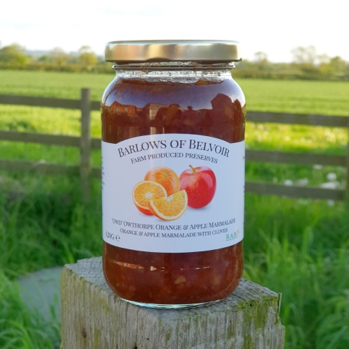 Owd Owthorpe Orange & Apple Conserve