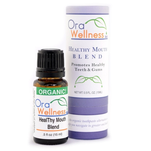 OraWellness HealThy Mouth Brushing Blend 15ml