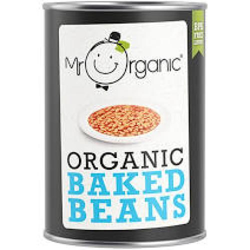 Mr. Organic Organic Baked Beans