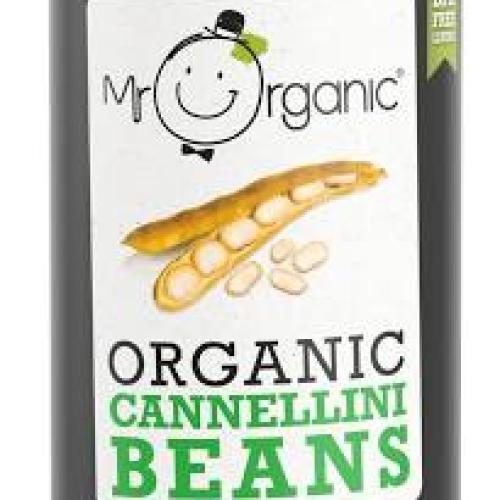 Mr. Organic Organic Cannellini Beans