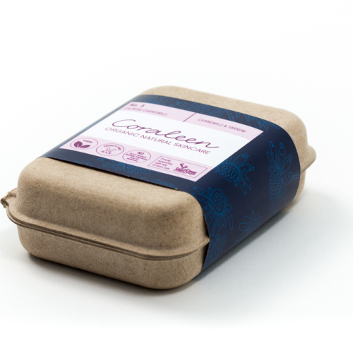 Organic Chamomile and Yarrow Soap Bar