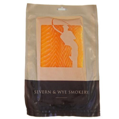 SMOKED SALMON 100G by Severn & Wye