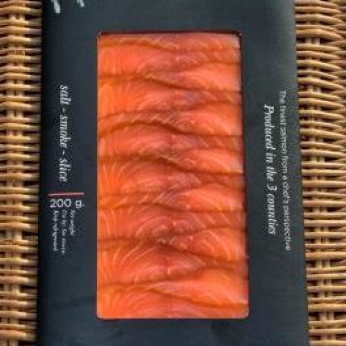 Smoked Salmon—Retail packs 200g