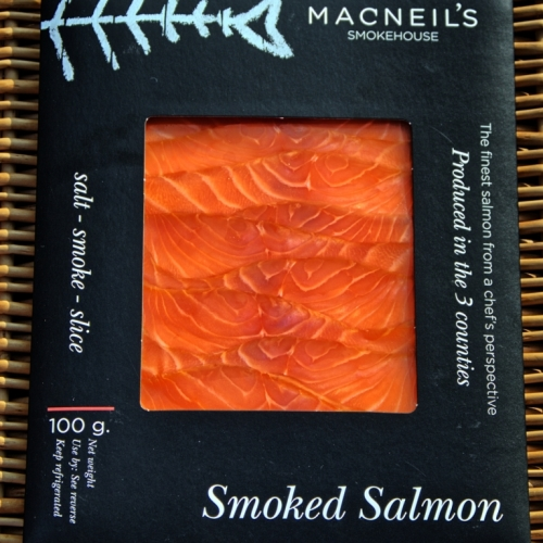 Smoked Salmon—Retail packs 100g