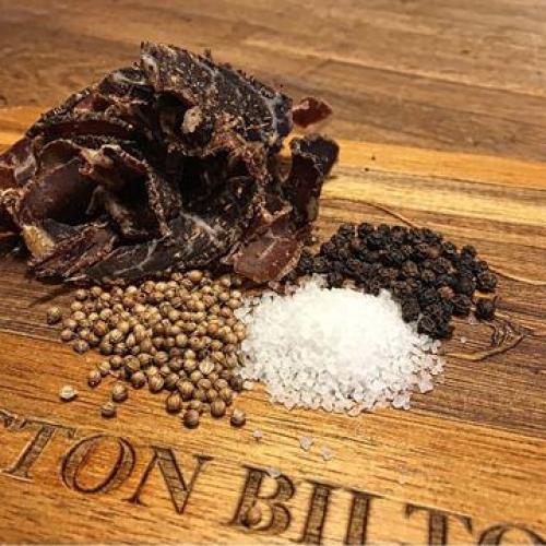 BBQ Beef Biltong