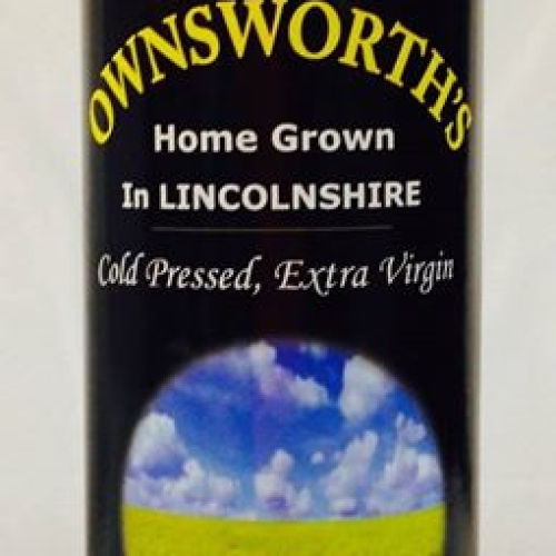 Ownsworths Cold Pressed Rapeseed Oil 250ml