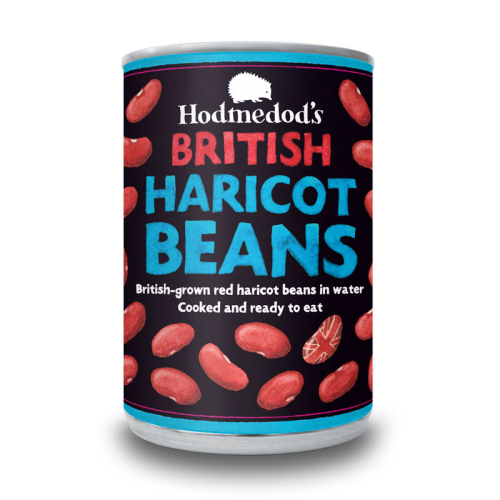 Red Haricot Beans in Water