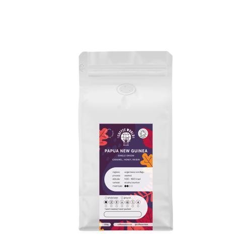 Papua New Guinea Organic Coffee